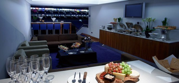 Image result for o2 arena private hospitality suite