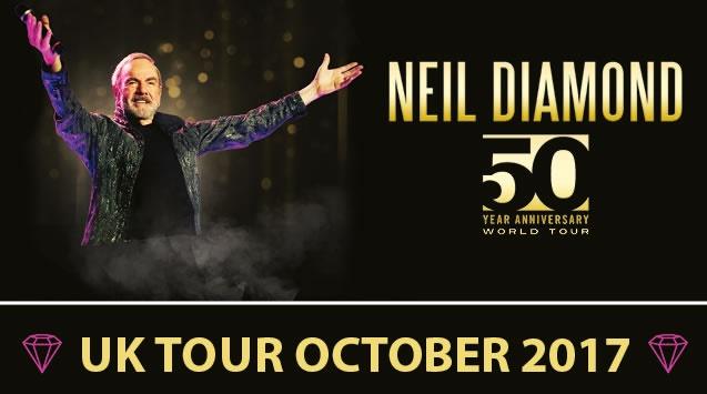 Neil Diamond Concert Tour Merchandise