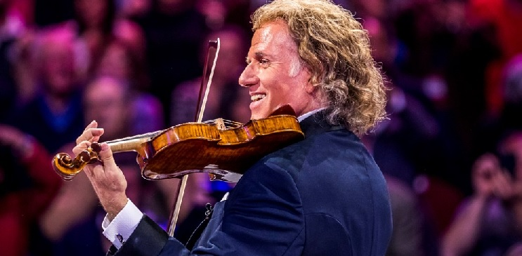 Andre Rieu Resorts World Arena concert tickets corporate hospitality packages