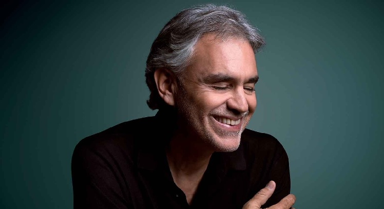 Andrea Bocelli Genting Arena concert tickets corporate hospitality packages
