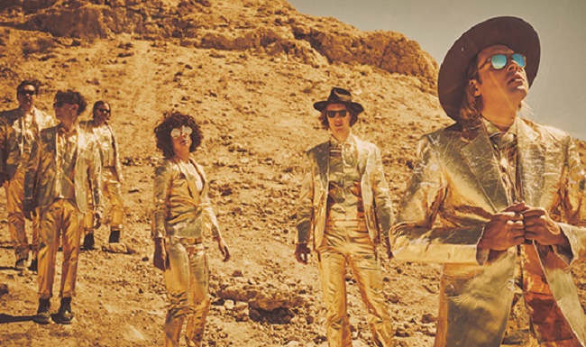 Arcade Fire Genting Arena concert tickets corporate hospitality packages