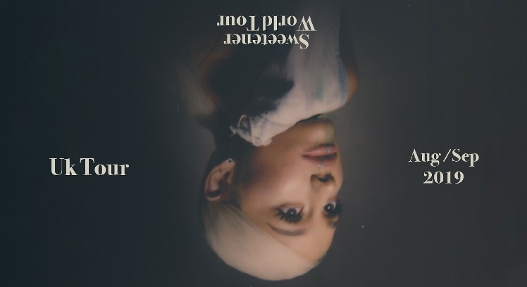Ariana Grande Arena Birmingham concert tickets corporate hospitality packages