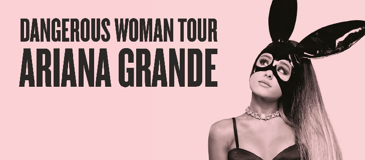 Ariana Grande concert tickets corporate hospitality packages
