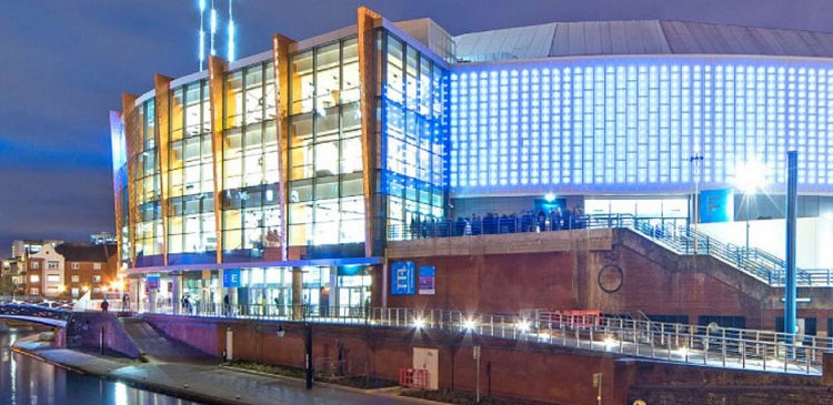 Arena Birmingham concert tickets and corporate hospitality packages