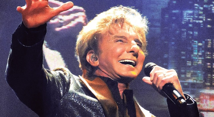 Barry Manilow Resorts World Arena concert tickets corporate hospitality packages
