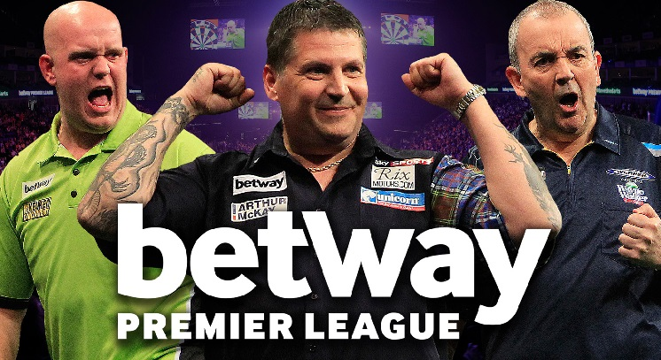 Betway-Premier-League-Darts tickets and corporate hospitality packages