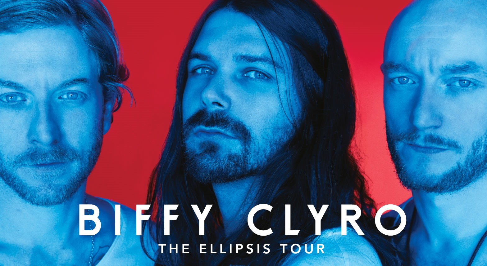 Biffy Clyro concert tickets and corporate hospitality packages