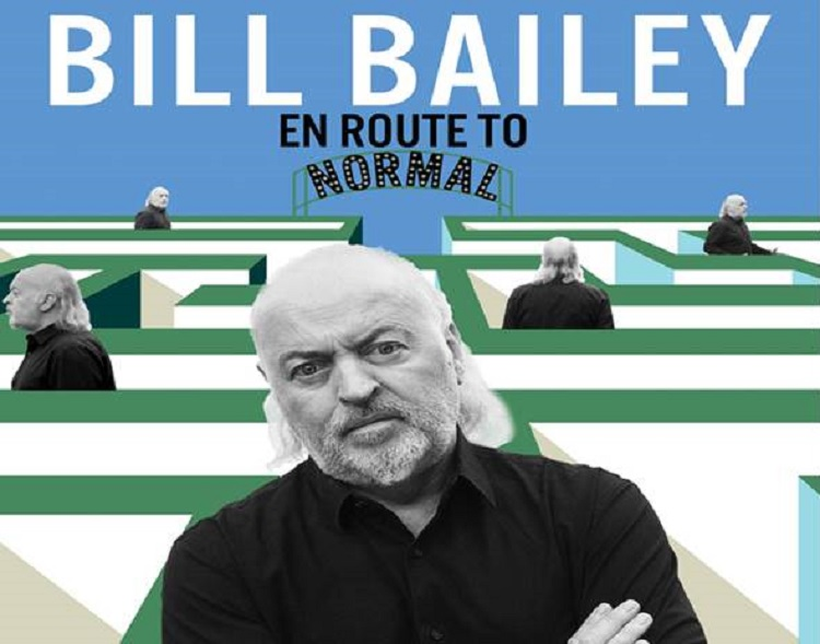 Bill Bailey Utilita Arena Birmingham concert tickets corporate hospitality packages
