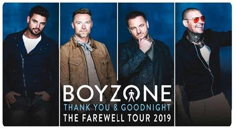 Boyzone Genting Arena concert tickets corporate hospitality packages