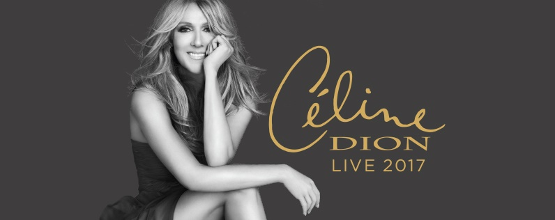Celine Dion concert tickets corporate hospitality packages