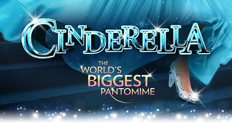 Cinderella tickets hospitality packages