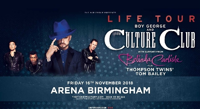 Culture Club Arena Birmingham concert tickets corporate hospitality packages