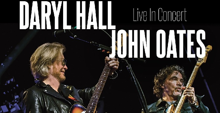 Daryl Hall John Oates Resorts World Arena concert tickets corporate hospitality packages