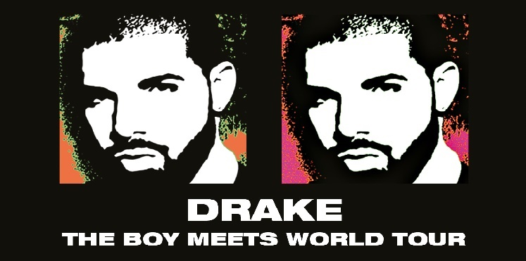 Drake concert tickets corporate hospitality packages