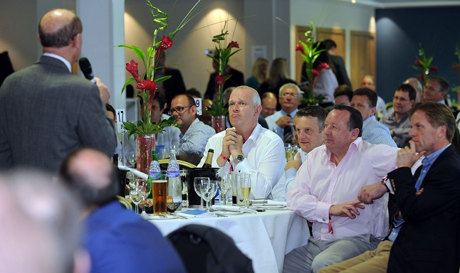 Edgbaston Cricket Ground tickets corporate hospitality Banqueting Suite