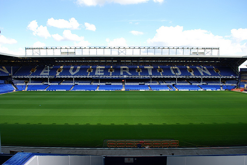 Everton tickets and corporate hospitality packages