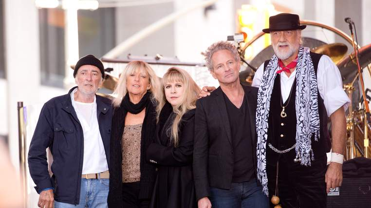 Fleetwood Mac tickets hospitality packages
