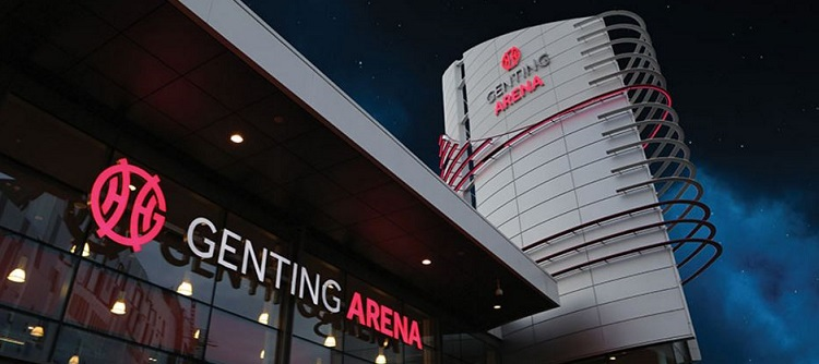 Genting Arena concert tickets and corporate hospitality packages
