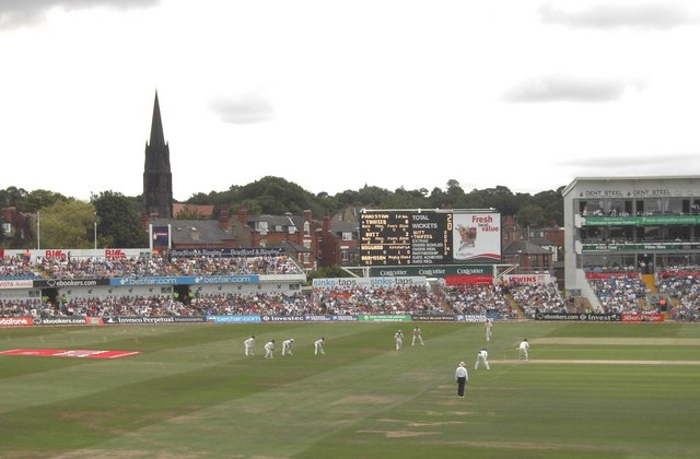 Headingley Carnegie cricket tickets and corporate hospitality packages
