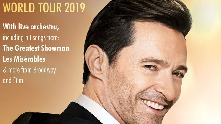 Hugh Jackman Resorts World Arena Birmingham concert tickets corporate hospitality packages