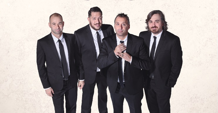 Impractical Jokers tickets and corporate hospitality packages