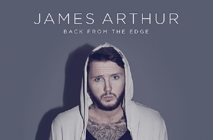 James Arthur concert tickets corporate hospitality packages