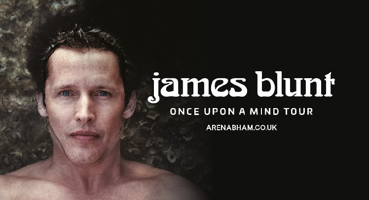 James Blunt Arena Birmingham concert tickets corporate hospitality packages
