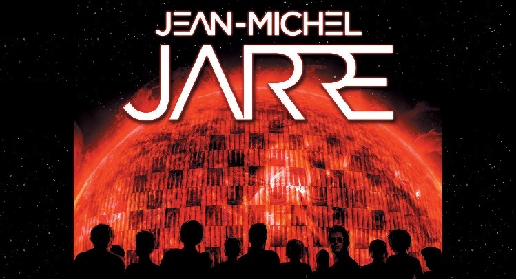 Jean Michelle Jarre concert tickets and corporate hospitality packages