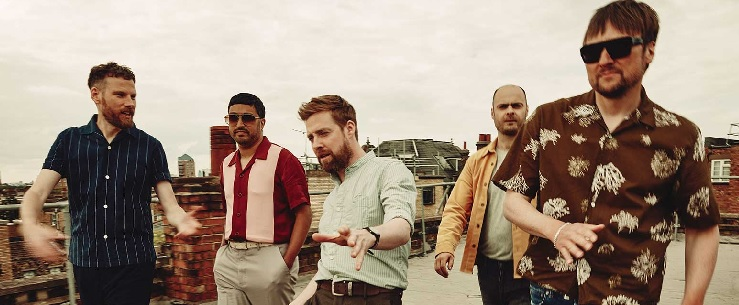 Kaiser Chiefs Arena Birmingham concert tickets corporate hospitality packages
