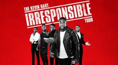 Kevin Hart Arena Birmingham tickets corporate hospitality packages