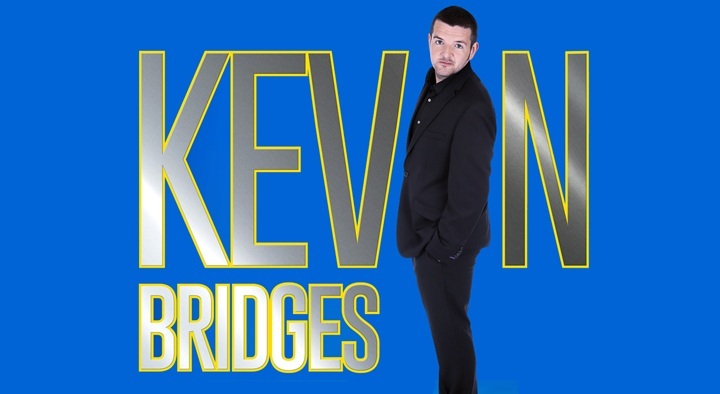 Kevin Bridges tickets hospitality packages