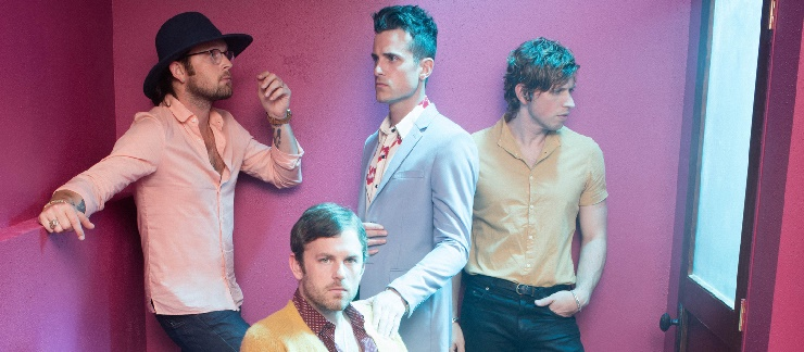Kings of Leon concert tickets corporate hospitality packages