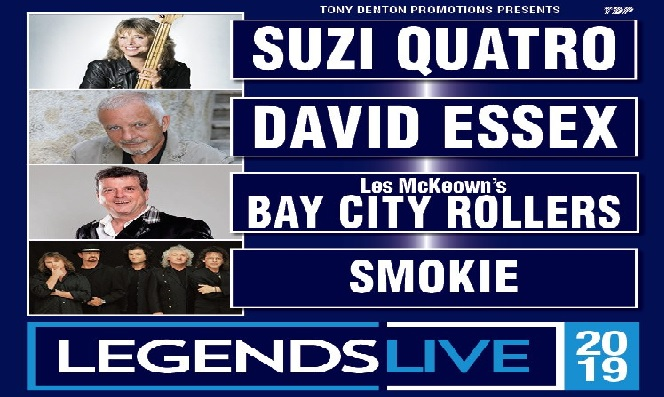 Legends Live Resorts World Arena concert tickets corporate hospitality packages