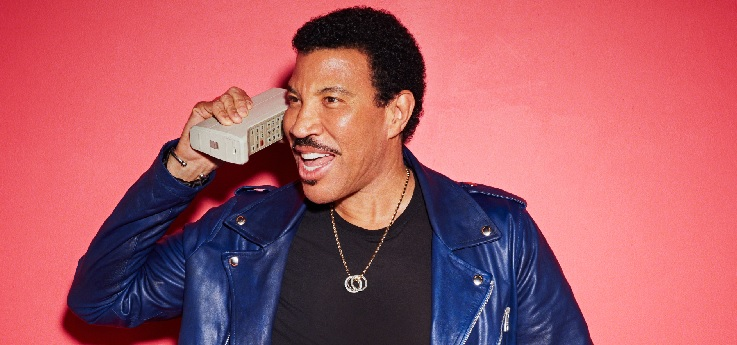 Lionel Richie tickets hospitality packages Hampton Court