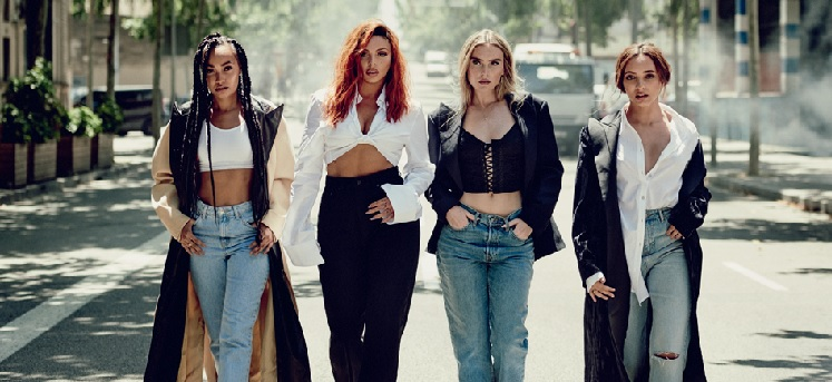 Little Mix Resorts World Arena concert tickets corporate hospitality packages