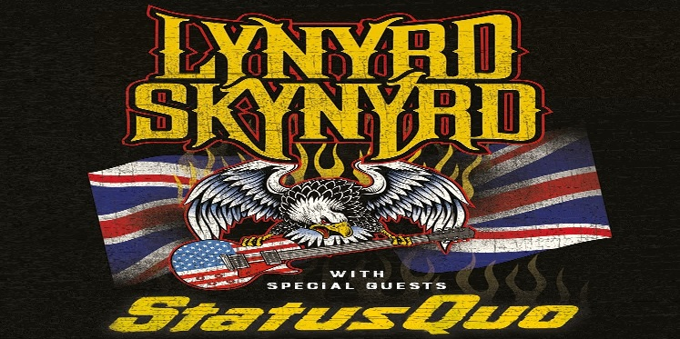 Lynyrd Skynyard Resorts World Arena concert tickets corporate hospitality packages