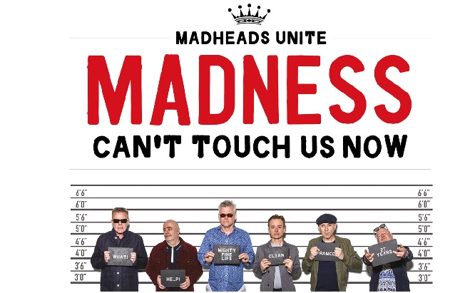 Madness concert tickets and corporate hospitality packages
