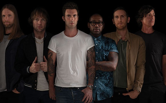 Maroon 5 tickets hospitality packages
