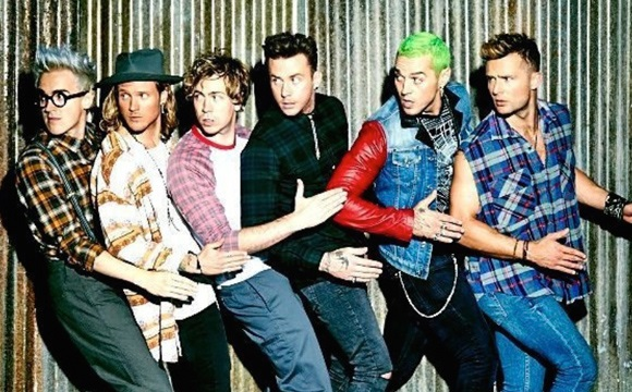 McBusted tickets hospitality packages