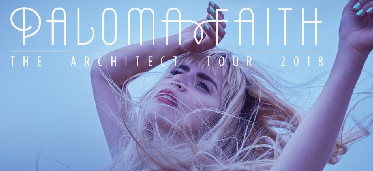 Paloma Faith Genting Arena concert tickets corporate hospitality packages