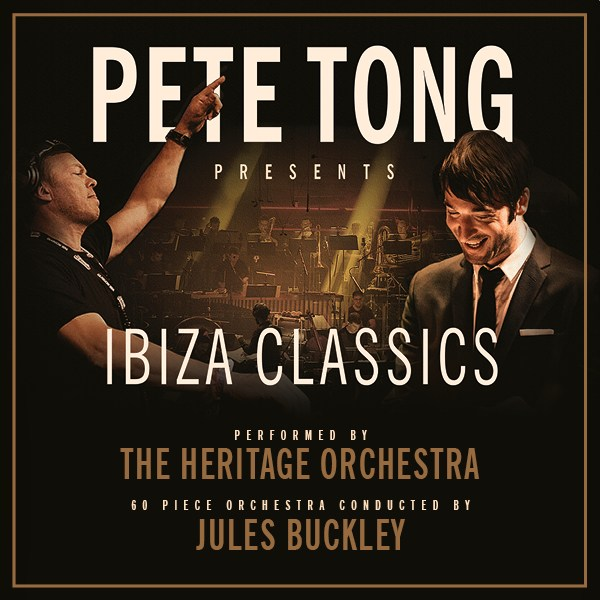 Pete Tong concert tickets and corporate hospitality packages