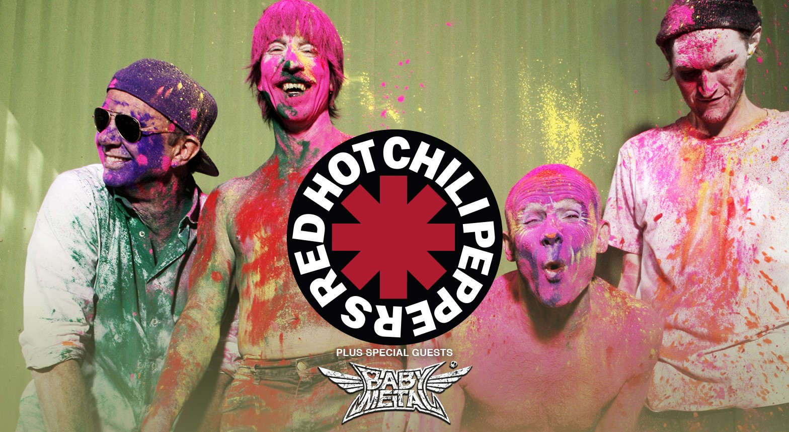 The Red Hot Chili Peppers Uk Tour