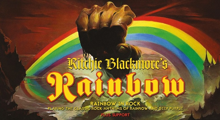Ritchie Blackmores Rainbow concert tickets corporate hospitality packages