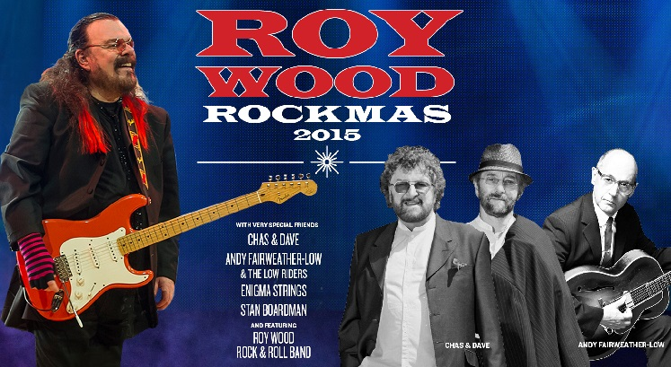 Roy-Wood tickets and corporate hospitality packages