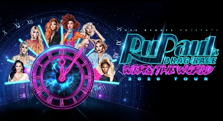 RuPauls Drag Race Arena Birmingham concert tickets corporate hospitality packages