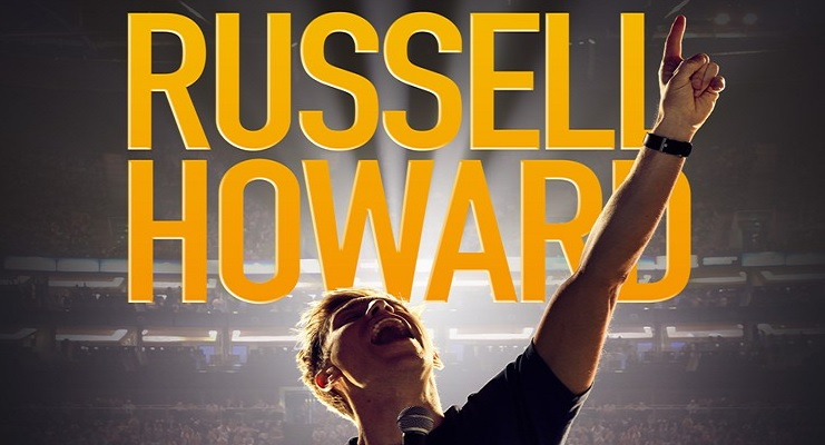 Russell Howard Resorts World Arena concert tickets corporate hospitality packages 2