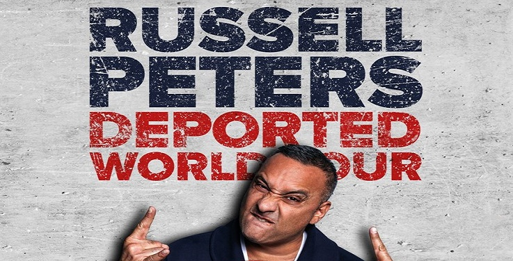 Russell Peters Arena Birmingham tickets corporate hospitality packages