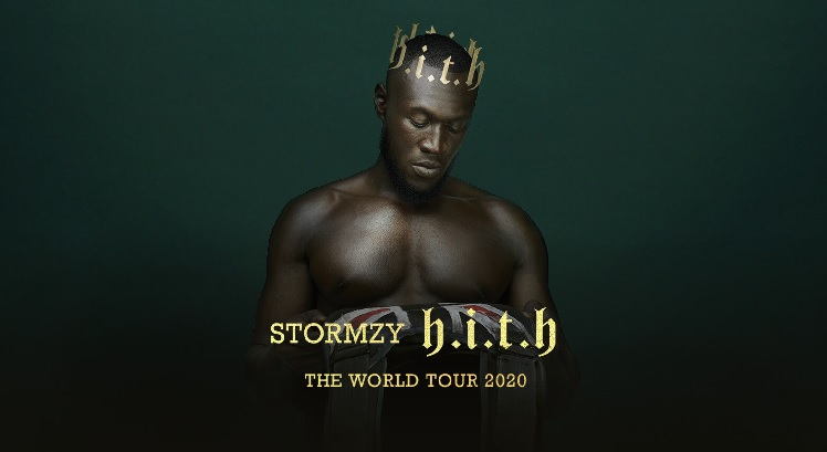 Stormzy Arena Birmingham concert tickets corporate hospitality packages