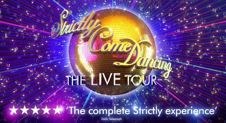 Strictly Come Dancing Arena Birmingham concert tickets corporate hospitality packages