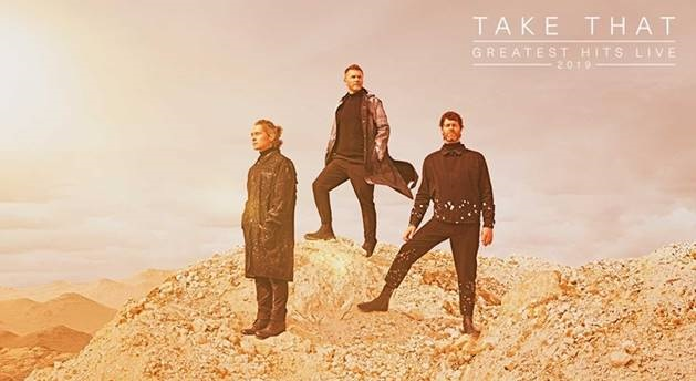 Take That Arena Birmingham concert tickets corporate hospitality packages